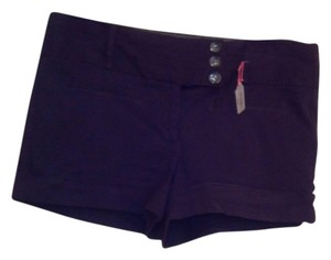 Tracy Evans Shorts Plum