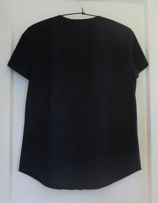 Theory New With Tag Button Down Shirt