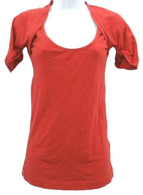 Theory Cotton Top RED