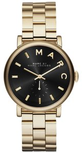 Marc by Marc Jacobs Marc by Marc Jacobs Baker Gold Watch 36mm MBM3355