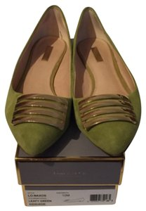 Louise et Cie Leafy Green Sandals