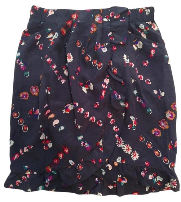 Preload https://item2.tradesy.com/images/rebecca-taylor-blue-floral-spring-knee-length-skirt-size-4-s-27-1044511-0-0.jpg?width=400&height=650