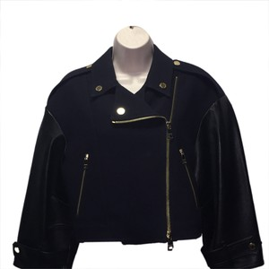 Burberry London Military Motorcycle Jacket