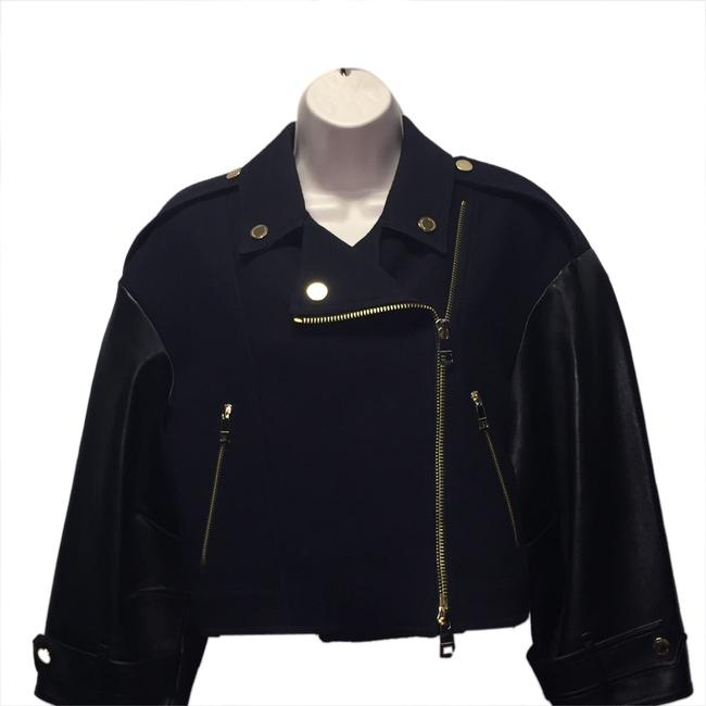 Preload https://item3.tradesy.com/images/burberry-london-navy-military-asymmetric-wool-leather-coat-moto-motorcycle-jacket-size-10-m-10445302-0-1.jpg?width=400&height=650