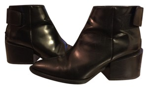 Vince Black leather Boots