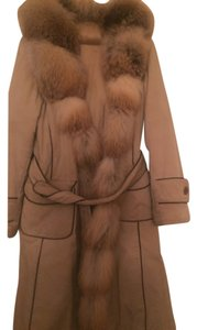 Fox Fur Fur Coat