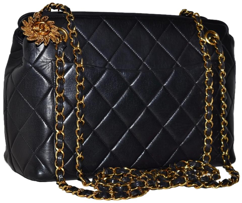 44c56441b23a Chanel Paris Size Quilted Lambskin 12