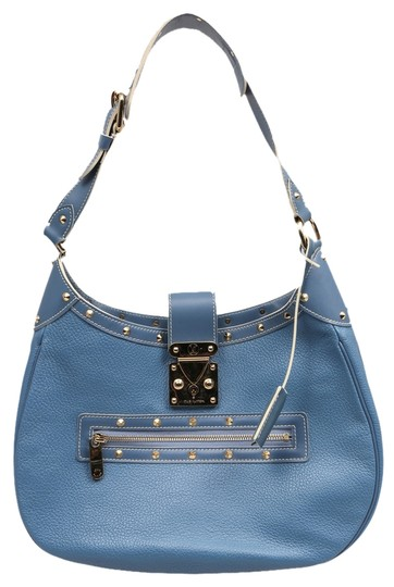 Preload https://item1.tradesy.com/images/louis-vuitton-le-talentueux-blue-leather-shoulder-bag-10446190-0-1.jpg?width=440&height=440