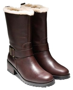 Cole Haan Chestnut Boots