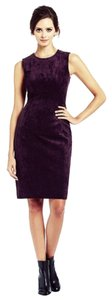 Calvin Klein Pencil Suede Suede Winter Winter Suede Suede Pencil Dress