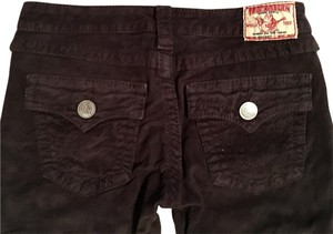 True Religion Cords Flare Joey Big T Flare Pants brown