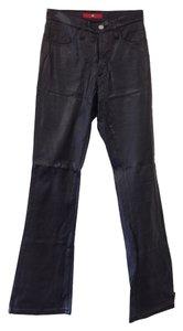 SIXTY-ITALY Boot Cut Pants Black