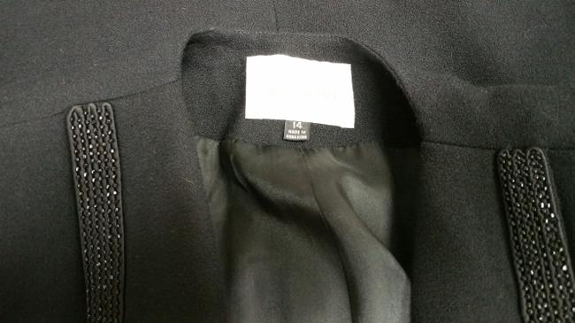 Nolan Miller Wool Jacket BLACK Blazer
