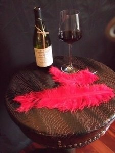 Xappeal Red Ostrich Feather Lot Of 90 13 - 15 Ceremony Decoration