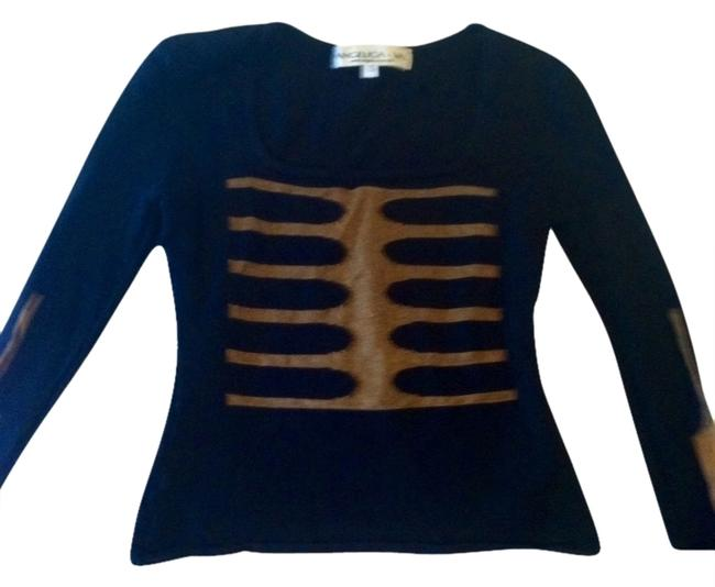 Preload https://item4.tradesy.com/images/angelica-val-sweater-1045373-0-0.jpg?width=400&height=650