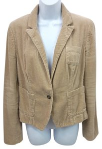 Daughters of the Liberation LIGHT BROWN Blazer