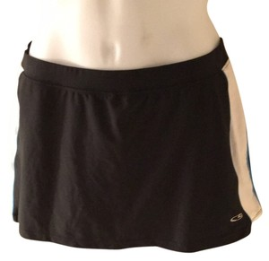 Champion Black Tennis Sport Skirt With Short 2