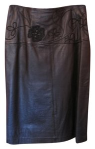 Bruno Magli Skirt Black