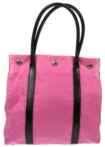 Prada Tote in Light Pink