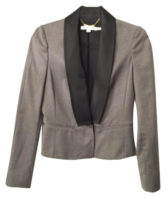 See by Chloé Gray Blazer
