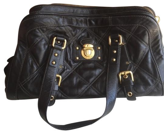 Preload https://img-static.tradesy.com/item/10456366/marc-jacobs-black-leather-satchel-0-1-540-540.jpg