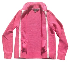 Ralph Lauren Sweater Cotton Jeans Pink Jacket