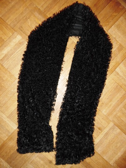 Other Slouchy Stretchy Fluffy Fringy Ruffled Scarf