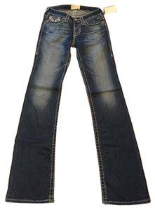 Big Star Hazel Denim Boot Cut Jeans-Medium Wash