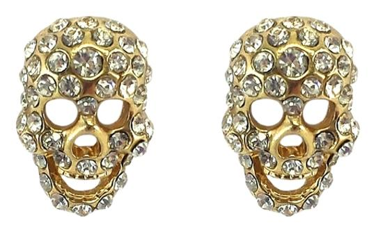 Preload https://item3.tradesy.com/images/gold-and-rhinestone-skull-stud-earrings-10460962-0-1.jpg?width=440&height=440