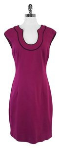 Trina Turk short dress Magenta Sleeveless on Tradesy