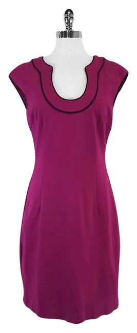 Preload https://item2.tradesy.com/images/trina-turk-magenta-sleeveless-above-knee-short-casual-dress-size-8-m-10464091-0-1.jpg?width=400&height=650