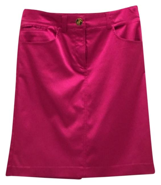 Preload https://item4.tradesy.com/images/dolce-and-gabbana-hot-pink-miniskirt-size-2-xs-26-10464598-0-1.jpg?width=400&height=650