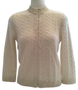 J.Crew Vintage Embellished Sweater