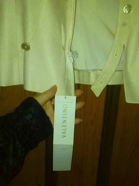 Valentino light creme Jacket