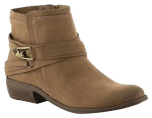 Fergalicious by Fergie Taupe Boots