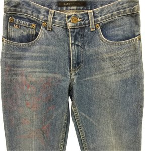 Marc by Marc Jacobs Vintage Straight Leg Jeans-Medium Wash