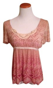 Axcess Top Pink/mauve