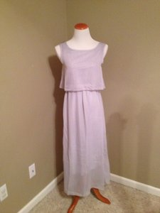 Light Grey Maxi Dress by BKMGC