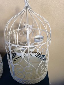 Bird Cage Tea Light