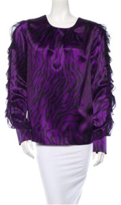 Thomas Wylde Top Purple