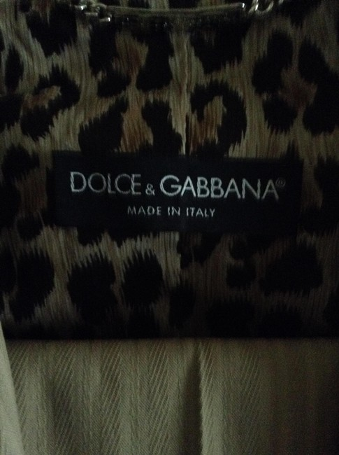 Dolce&Gabbana Beautiful Dolce & Gabbana Pin Striped Suit