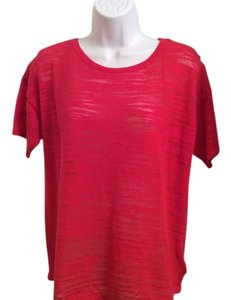 Michael Kors Red T Shirt Macintosh