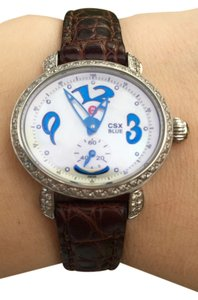 Michele Michele Watch with Diamonds (RARE and UNIQUE)
