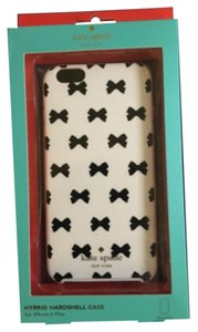Kate Spade Kate Spade New York Bows iPhone 6 Plus Hybrid Hardshell Case