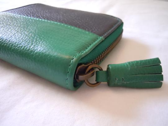 Boden New SET Boden leather pouch and zip around wallet