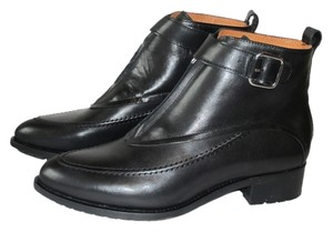 Whistles Zipper Ankle 41 Black Boots