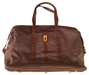 London Fog Brown Travel Bag