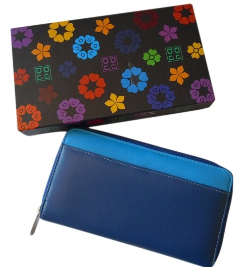 Preload https://item2.tradesy.com/images/blue-nappa-leather-large-zip-around-accordion-wallet-10470436-0-1.jpg?width=440&height=440