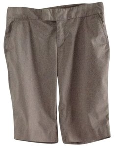 Banana Republic Bermuda Shorts Tan & Light Brown