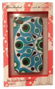 Kate Spade Florence Broadhurst for Kate Spade Blue Solar iPhone case 4/4S